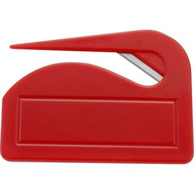 Picture of LETTER OPENER in Red