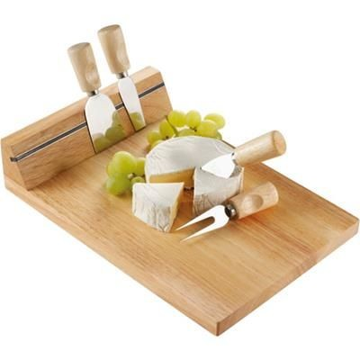 Picture of MAGNETIC WOOD CHEESE BOARD