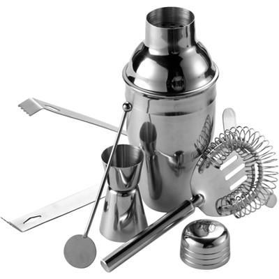 Picture of JAKARTA COCKTAIL SET in Silver