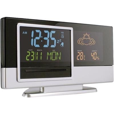 Picture of WEATHER STATION DESK CLOCK
