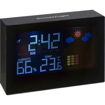 Picture of DIGITAL WEATHER STATION CLOCK