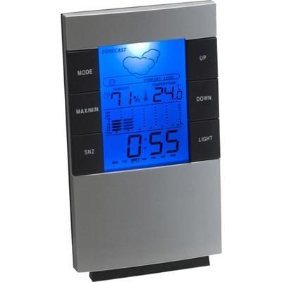 Picture of DIGITAL DESK OR WALL WEATHER STATION CLOCK