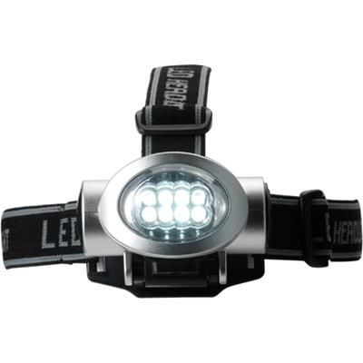 Picture of HEAD TORCH LIGHT with 8 LED Lights