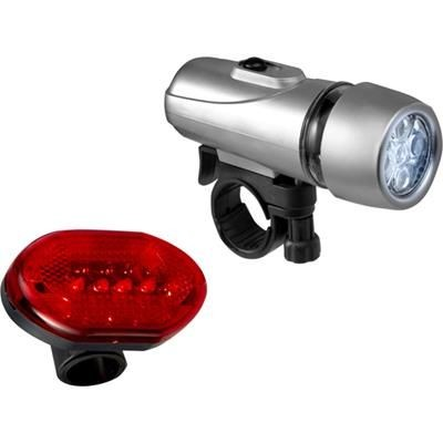 Picture of SET OF TWO BICYCLE LIGHTS