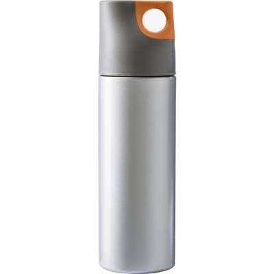 Picture of DOUBLE WALLED LEAK-PROOF THERMOS FLASK in Orange