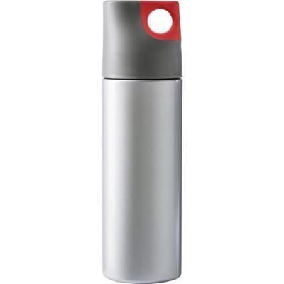 Picture of DOUBLE WALLED LEAK-PROOF THERMOS FLASK in Red