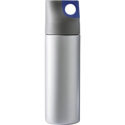Picture of DOUBLE WALLED LEAK-PROOF THERMOS FLASK in Cobalt Blue