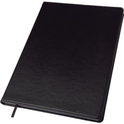 Picture of LARGE NOTE BOOK in Black