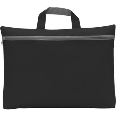 Picture of SEMINAR EXHIBITION BAG in Black