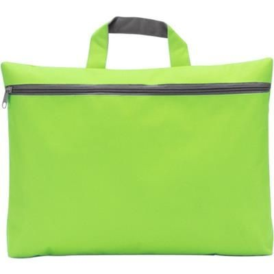 Picture of SEMINAR EXHIBITION BAG in Pale Green