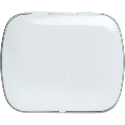 Picture of MINTS TIN in White