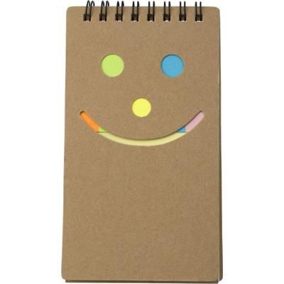 Picture of NOTE BOOK with Sticky Notes