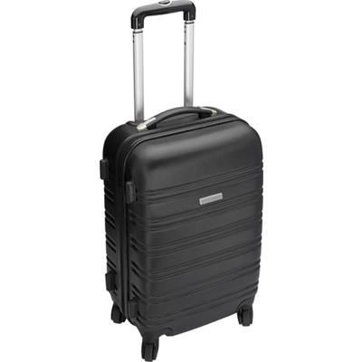 Picture of TROLLEY SUITCASE in Black