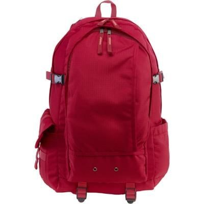 Picture of EXPLORER BACKPACK RUCKSACK in Red