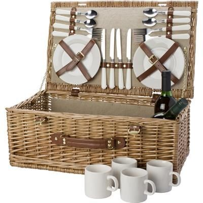 Picture of PICNIC BASKET in Brown