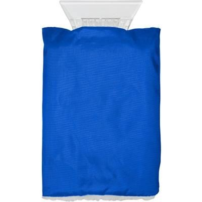 Picture of CAR ICE SCRAPER & FLEECE GLOVE in Blue