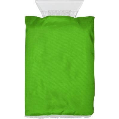 Picture of CAR ICE SCRAPER & FLEECE GLOVE in Light Green