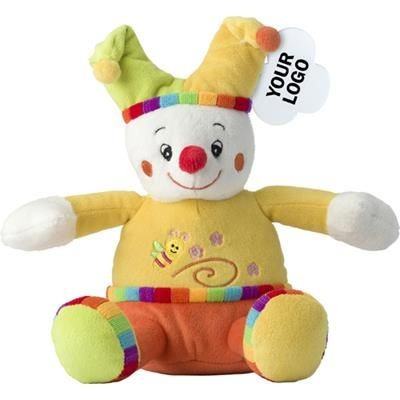 Picture of CLOWN SOFT TOY