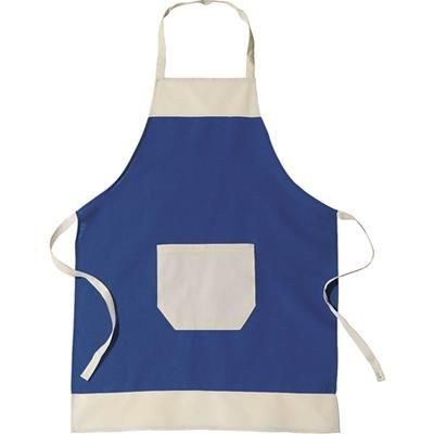 Picture of APRON in Blue