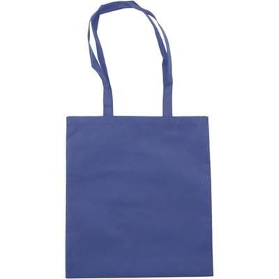 Picture of NON WOVEN EXHIBITION BAG in Blue