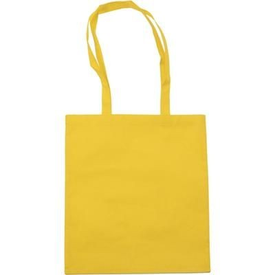 Picture of NON WOVEN EXHIBITION BAG in Yellow