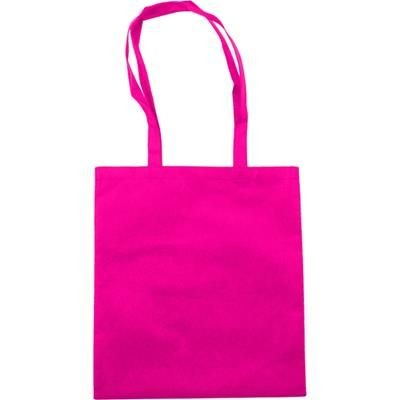 Picture of NON WOVEN EXHIBITION BAG in Pink