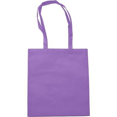 Picture of NON WOVEN EXHIBITION BAG in Purple