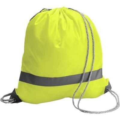 Picture of REFLECTIVE BACKPACK RUCKSACK in Yellow