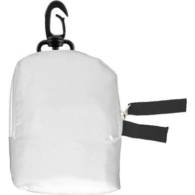 Picture of FOLD UP SHOPPER TOTE BAG in White