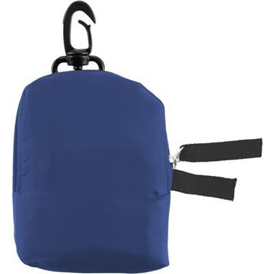 Picture of FOLD UP SHOPPER TOTE BAG in Blue