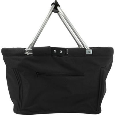 Picture of FOLDING POLYESTER (600D) SHOPPER TOTE BAG