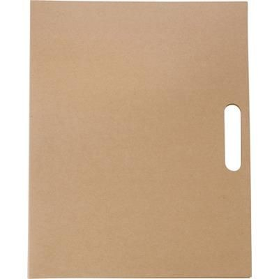 Picture of ADHESIVE NOTE PAD SET in Brown