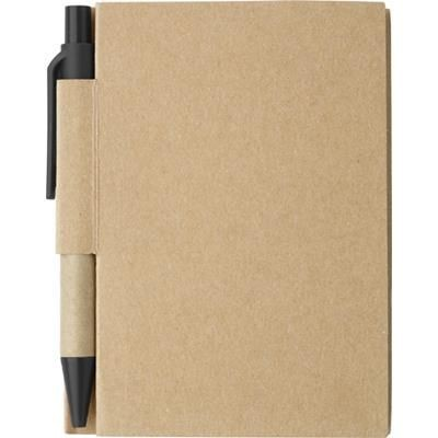 Picture of SMALL JOTTER NOTE BOOK in Black