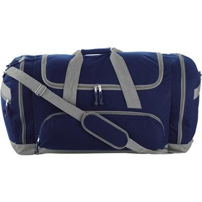 Picture of SPORTS TRAVEL BAG in Blue