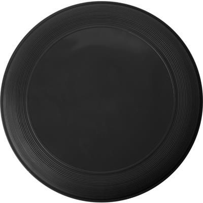 Picture of PLASTIC FRISBEE in Black