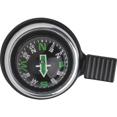 Picture of ALUMINIUM METAL BICYCLE BELL with Compass