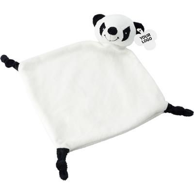 Picture of PLUSH CLOTH in Black & White