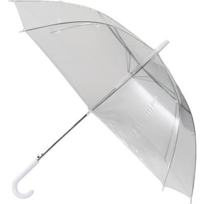 Picture of CLEAR TRANSPARENT UMBRELLA