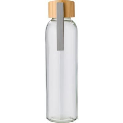 Picture of GLASS DRINK BOTTLE (600 ML)