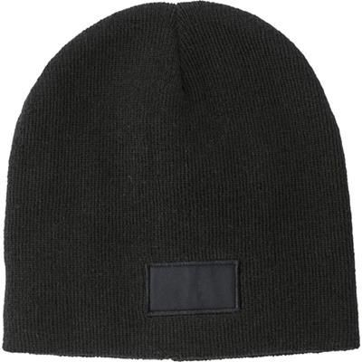 Picture of ACRYLIC BEANIE in Black