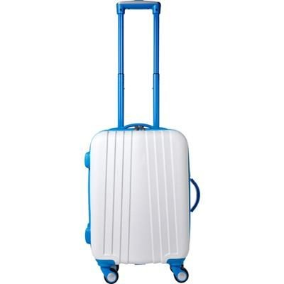 Picture of ABS TROLLEY SUITCASE in Pale Blue