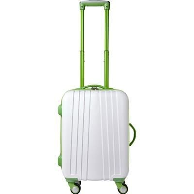 Picture of ABS TROLLEY SUITCASE in Pale Green