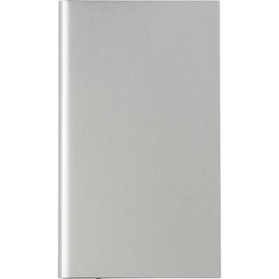Picture of ALUMINIUM METAL POWER BANK 4000MAH