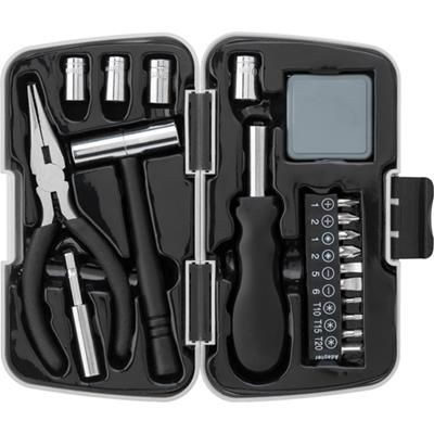 Picture of 26PCS ALUMINIUM METAL AND METAL TOOL SET