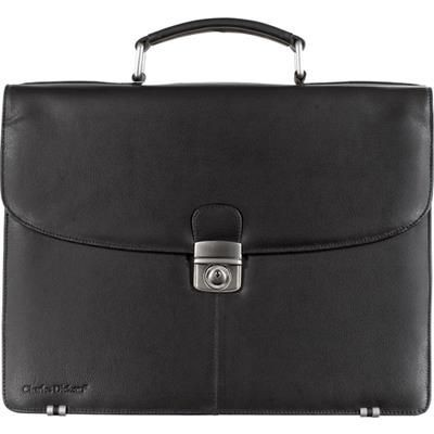 Picture of CHARLES DICKENS BRIEFCASE in Black