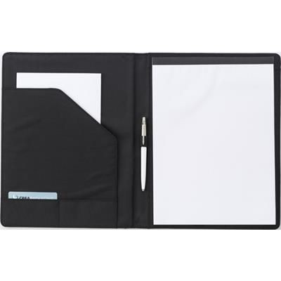 Picture of A4 PAD PRINT PORTFOLIO with PU Cover