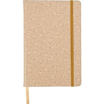 Picture of NOTE BOOK with PU Cork Effect Cover