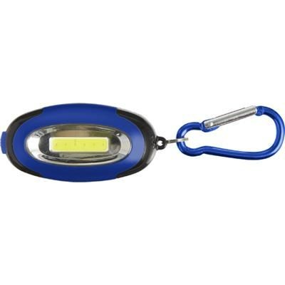 Picture of PLASTIC LIGHT in Cobalt Blue