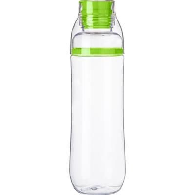 Picture of PLASTIC BOTTLE in Pale Green