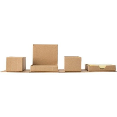 Picture of CARDBOARD CARD OFFICE SET
